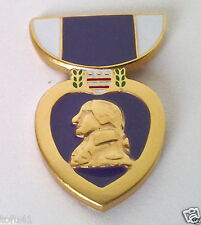 PURPLE HEART HAT PIN  Military Veteran 14754 HO SMALL