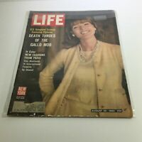 Life Magazine: Aug 30, 1963 - In Color NEW FASHIONS FROM PARIS Elsa Martinelli