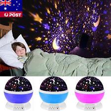 Baby Battery Stars & Sky Indoor Home Night Lights