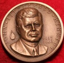 Uncirculated John F. Kennedy Memorial Medal