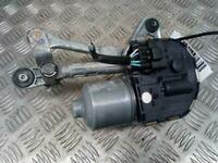 Peugeot 3008 2010 To 2013 Front Wiper Motor & Linkage OEM