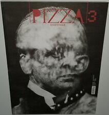 PIZZA SEMESTRALE #3 MAGAZINE FASHION ART DESIGN ITALY CULTURE ITALIAN face i-d