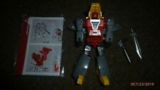Transformers Generations MF Dinobot Slag Deluxe Figure Complete Mech Toys RARE