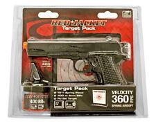 Red Jacket 1911 Spring Airsoft Pistol 6mm 360 FPS BB Gun