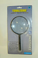 LARGE 100mm 3x Hand Held Magnifying GLASS lens visual aid for Sherlock Holmes