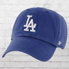 47 Brand MLB Kappe LA Dodgers Curved Cap blau Mütze Haube Hat Baseball Basecap