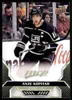 2020-21 Upper Deck MVP Anze Kopitar #45