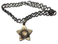 SAILOR MOON Usagi's Carillion Choker Necklace Star Locket Licensed Cosplay 🌙
