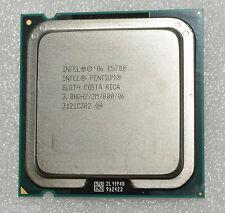 Intel Pentium E5700 Dual Core Processor 3 GHz  2M Cache LGA775 CPU ONLY Warranty