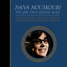 CD Nana Mouskouri : The Girl from Greece sings
