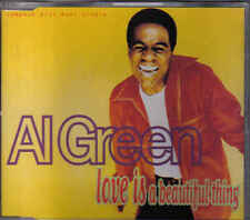 Al Green-Love Is A Beautiful Thing cd maxi single