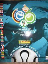 Panini 2006 FIFA World Cup WM - 5 auswählen