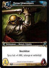 WoW - 4x Tyrus Löwenherz - Blut der Gladiatoren