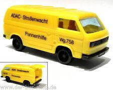 VW Bus T3 - Dom Modell ca 1:43 - ADAC - ca 1980