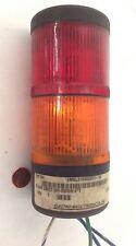 ELECTRO-MATIC * RED ORANGE STACK LIGHT * EMSL31VWXXX1-10