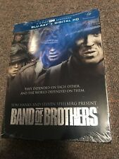 NEW! Band of Brothers (Blu-ray) w/ HD Ultraviolet + SLIPCOVER