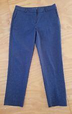 TOMMY HILFIGER womens corporate slim leg pants size 12 (US 8) ankle length #105