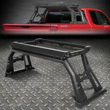 FOR 09-20 FORD F-150 OFFROAD TRUCK HIGH BED ROLL BAR W/LUGGAGE CARRIER CARGO BOX
