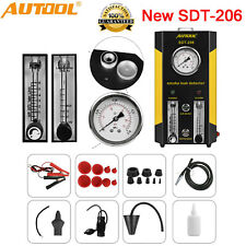 2019 New Autool SDT206 Car Truck Smoke Leak Detector Smoke Machines EVAP System