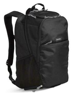 Vera Bradley Large JOURNEY BACKPACK Classic Black *Converts to Duffel **2-in-1**