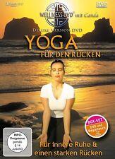 CANDA - YOGA FÜR DEN RÜCKEN DELUXE VERSION   DVD NEW+