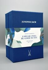 Juniper Jack Gin Art Edition 1/3 Meissen Porzellan Gunnesch 174/333 Selten Rare