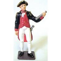 Captain John Paul Jones Painted Metal US Naval Academy Fits w Britains FREE SHIP