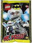 NEW LEGO MR. FREEZE MINIFIG FOIL PACK SET 212007 minifigure dc batman villain
