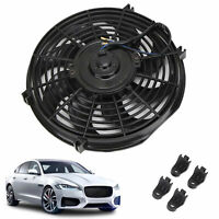 10'' 80W Car Electric Radiator Intercooler 12V Slimline Cooling Fan Push Pull