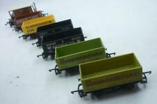 7 x LIMA 00 gauge WAGONS inc BRAKE,                                            q