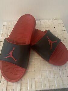 Mens Jordan Sliders Size 9