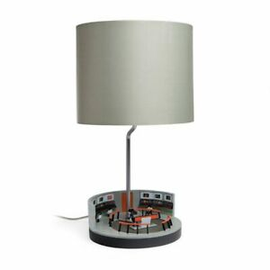 Star Trek TOS Original Series Bridge Model Diorama Set Lamp Official Think geek