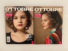 OTTOBRE.design.....woman... Schnittmuster- & Nähmagazin... Frühjahr/Sommer 02/20