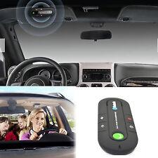 Bluetooth Car Speakerphone Stereo Handsfree Speaker for Samsung iPhone Motorola