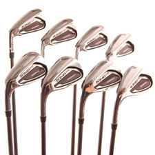"Cobra King F9 SpeedBack Iron Set 5-PW,GW,SW Senior LEFT HANDED (-1"")"