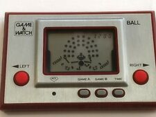 Club nintendo Game & Watch Ball Handheld game Japan/tested-W1-