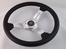 Silver Steering Wheel with Adapter for RZR RZR4 570 800 900 1000