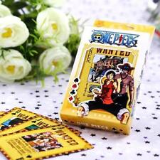 Collection! ONE PIECE Poker Cards Playing Cards Japanese Anime Cosplay