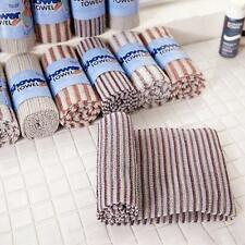 Massage shower Beauty Skin Bath Wash Cloth Towel Body Scrub refreshing shower 1P