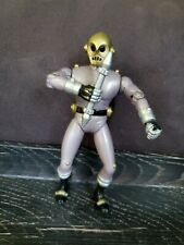 1996 Bandai Power Rangers Zeo Chest Beating Cogs Action Figure w/weapon