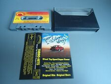 MC TURBO-HITS 18 X Top-Speed-Super-Power ARCADE Musikkassette Tape Kassette RAR