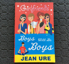 GIRLFRIENDS: BOYS WILL BE BOYS Teenage Drama Novel Book (2009) Paperback