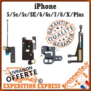 MODULE RESEAU NAPPE ANTENNE WIFI GPS iPHONE 5 5C 5S SE 6 6s 7 8 Plus X