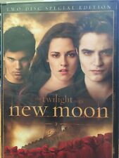 The Twilight Saga: New Moon DVD Special 2 Disc Edition Paper Slip Cover Vampire