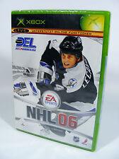 NHL 06 für XBOX Spiel NEU in Folie DEL 2006 nhlpa