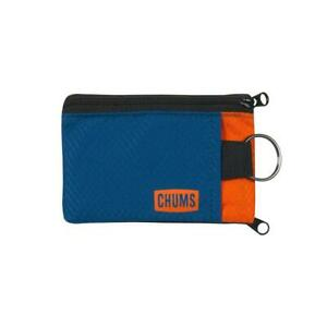 Ocean Blue & Orange Sunrise Chums Surfshorts Wallet