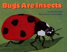 Bugs Are Insects (Let's-Read-and-Find-Out Science 1)-ExLibrary