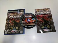 * Sony Playstation 2 Game * MONSTER ATTACK * PS2