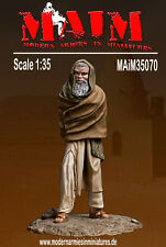 1/35 Scale Afghan old Man - resin model kit