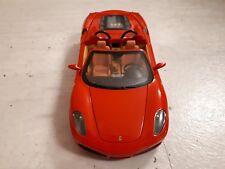 Ferrari F430 Spider, rot, 1:18, Hot Wheels